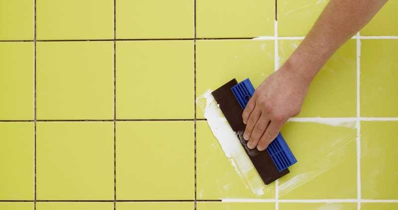 Картинки по запросу Как правильно затереть швы после укладки плитки