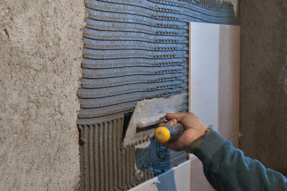 Как наносить бетоноконтакт на стены из шифера