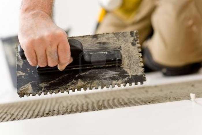 подготовка перед укладкой плитки на бетон